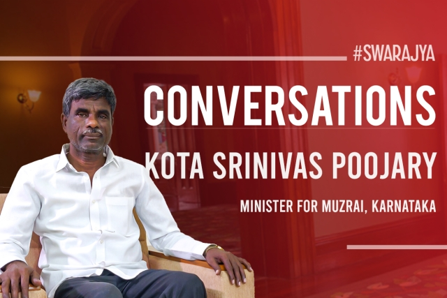 Will The Karnataka Government Free Hindu Temples? Or, Will Temple Money Be Protected? Muzrai Minister Speaks To Swarajya