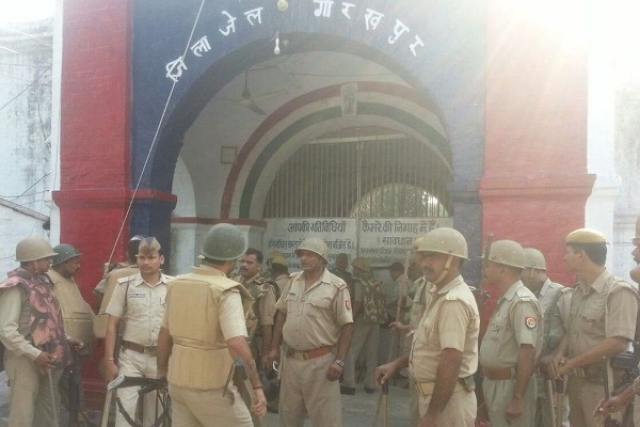 Violence In Gorakhpur Jail: Security Personnel Reportedly Attacked By Inmates, Drones Deployed To Monitor Activities