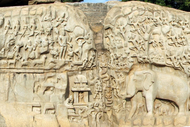 Mamallapuram: Then And Now