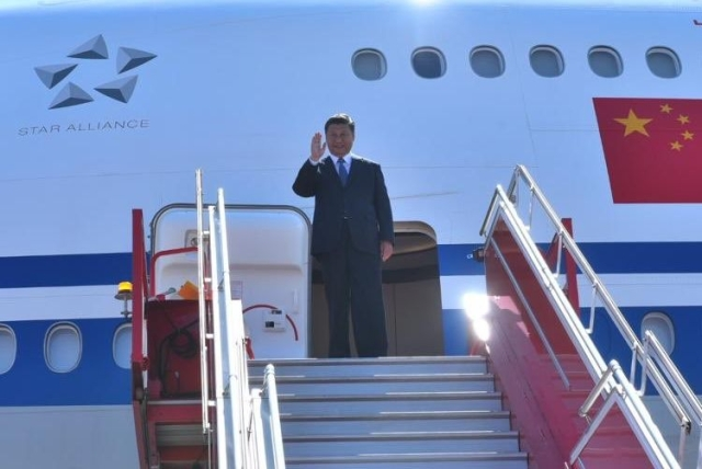 Chinese President Xi Jinping Arrives In Chennai For Second Informal Summit With PM Modi In Mamallapuram