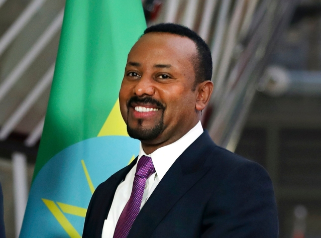 Ethiopian Prime Minister Abiy Ahmed Wins 2019 Nobel Peace Prize For Ending Two-Decade Long Conflict With Eritrea
