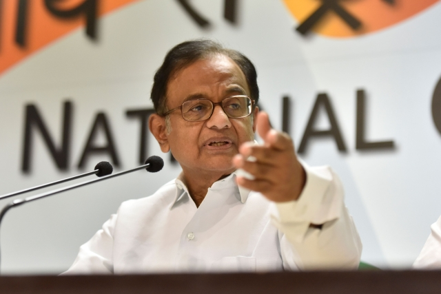 SC Grants Bail To Former Finance Minister P Chidambaram In INX Media Case