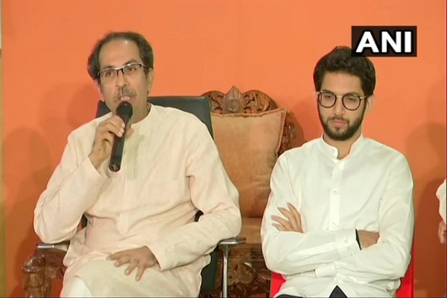 NCP Leaders' Unease Over Uddhav Thackeray's Push For Son To Be Maharashtra CM Delaying Govt Formation: Report