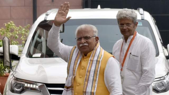 Haryana Unveils Plan To Protect Hindu Minority In Mewat After Reports Reveal Atrocities And Call It 'Graveyard Of Hindus'