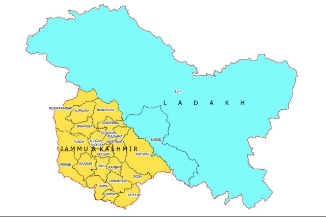 Tightly Guarded Ladakh Keeps Covid-19 Count Halted For 12 Days