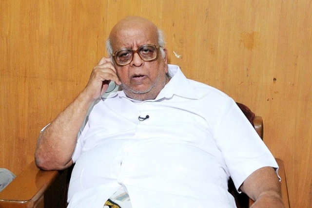 Former Chief Election Commissioner Of India T. N. Seshan Passes Away