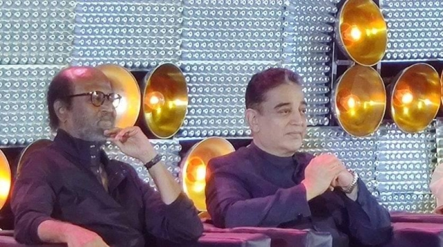 Strong Buzz On Alliance Between Actors Rajinikanth and Kamal Haasan To Fight 2 Dravidian Parties  In 2021 TN Elections
