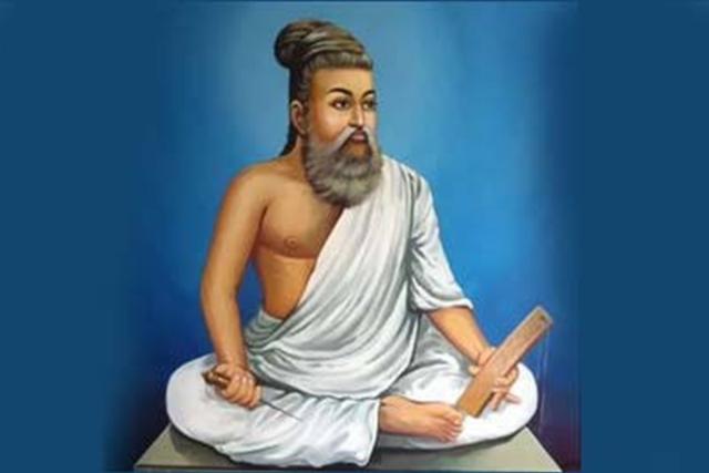 Explained:  The Noise And Fury In Tamil Nadu About Poet-Saint Thiruvalluvar
