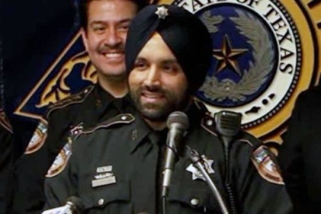 US: Bill Introduced In Congress To Name Houston Post Office After Slain Sikh Police Officer Sandeep Dhaliwal