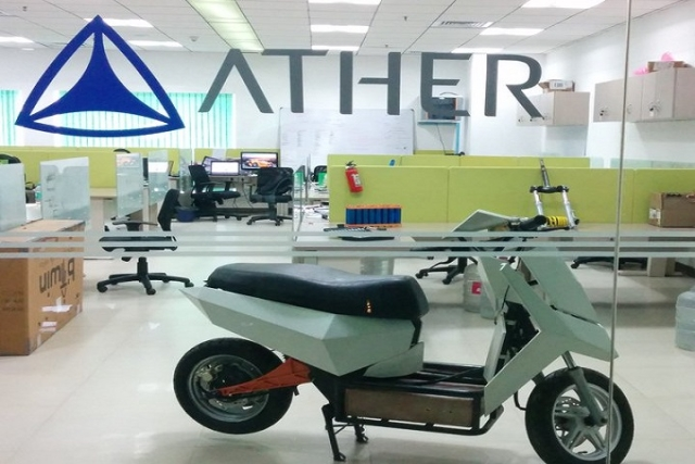 Ather Energy To Set Up New Production Facility In Tamil Nadu To Manufacture EVs, Lithium-Ion Batteries