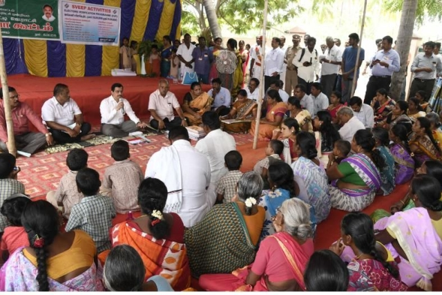 Village Panchayats In Tamil Nadu Auction Posts For Temple Maintenance, Social Welfare