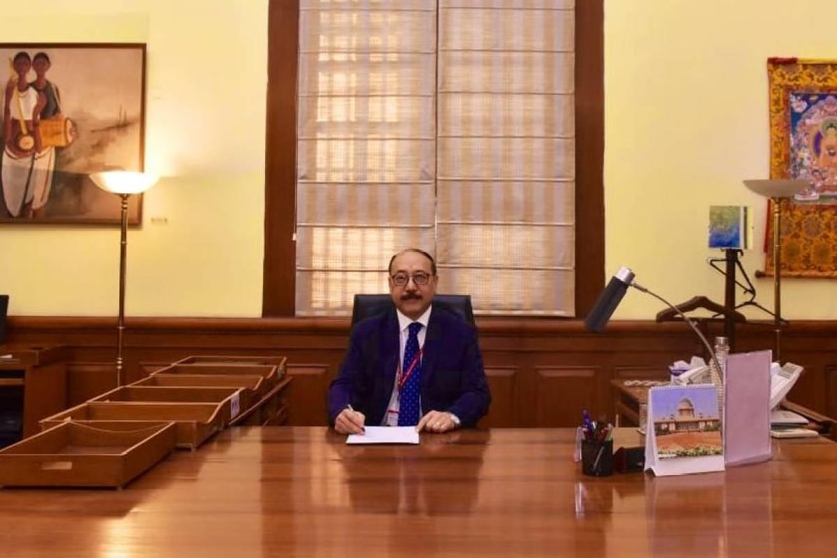 Foreign Secretary Harsh Shringhla Warns Against Debt-Trap Diplomacy