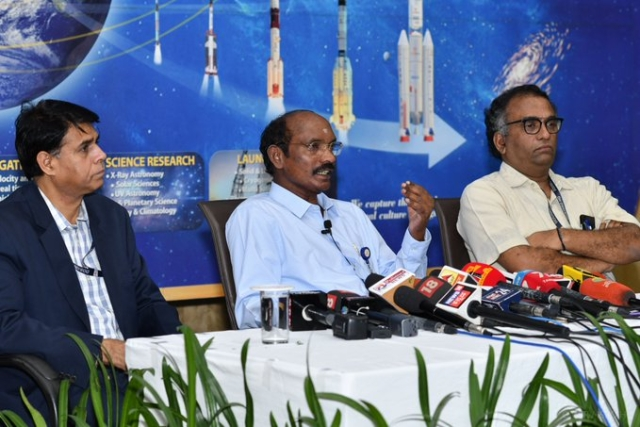 ISRO's Upcoming Indian Data Relay Satellite System To Help Track Gaganyaan Crew From Start To Finish