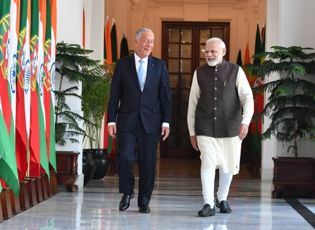 With Bolstering Bilateral Ties, Portugal Announces Support For India's Bid For UNSC Permanent Membership