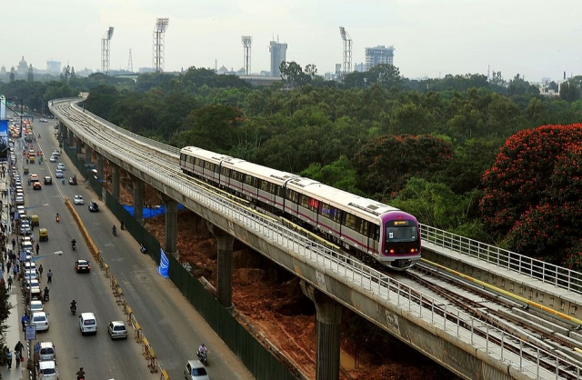 Namma Metro Project Update: BMRCL Promises To Open Two Under-Construction Stretches Spanning 15 Km By Year-End