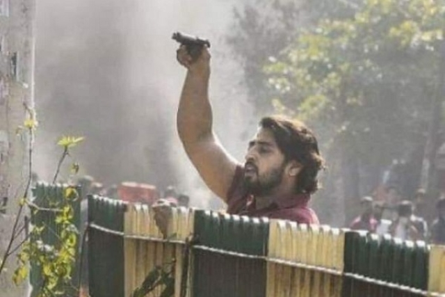 Delhi Violence: Court Rejects Bail Application Of Gun Wielding Riot Accused Shahrukh Pathan