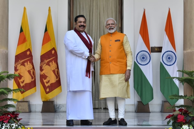 India Extends $400 Million Currency Swap Facility To  Sri Lanka To Counter Economic Slowdown