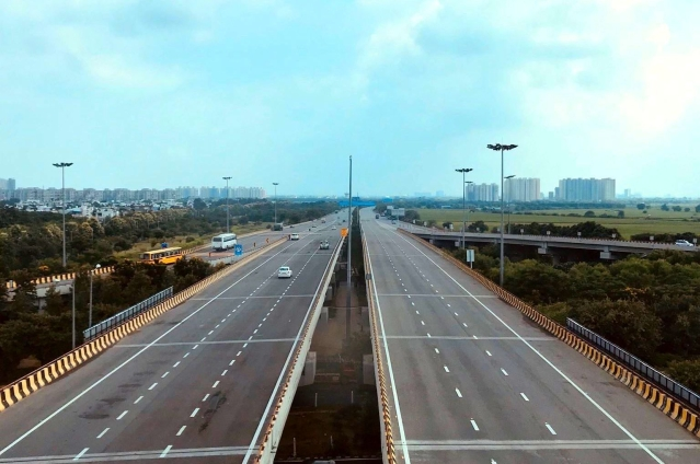 How The 1,320-Km-Long Delhi-Mumbai Expressway, India's Longest, Is Taking Shape