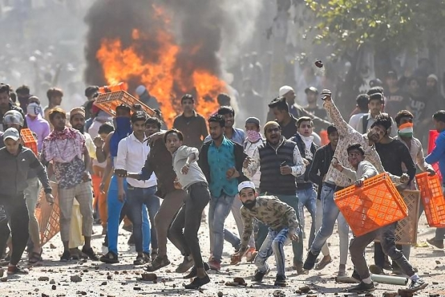 Delhi Riots: Now Names Three Khalistani Separatists, One ISI Agent Surface In Police Chargesheet