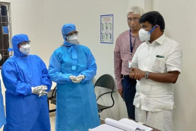 How Tamil Nadu Is Tackling The Coronavirus Outbreak