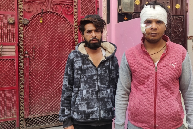 'A Mob Dragged Us Into Their Lane And Beat Us To Pulp': Two Dalit Men Near IB Staffer Ankit Sharma's House Recount The Horror