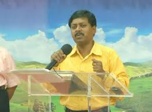 Evangelist IAS Officer Umashankar Caught Proselytising Inside A Government Hospital In Chennai