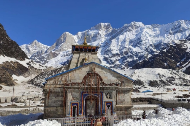 Uttarakhand: After Gangotri And Yamunotri, Portals Of Baba Kedarnath Temple To Open Tomorrow Amid Lockdown