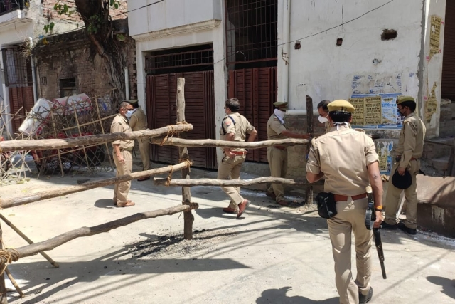 Indore: Policeman Loses Battle Against Covid-19, Was Undergoing Treatment For Last 12 Days