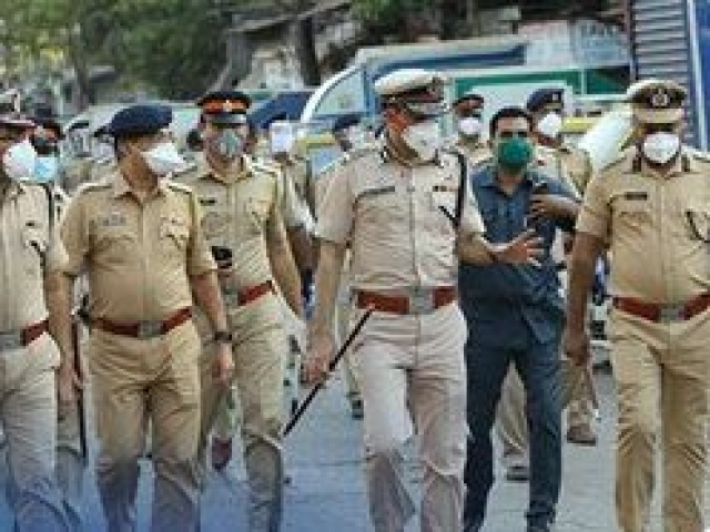 1,273 Maharashtra Police Personnel So Far Tested Positive For Coronavirus; 11 Dead