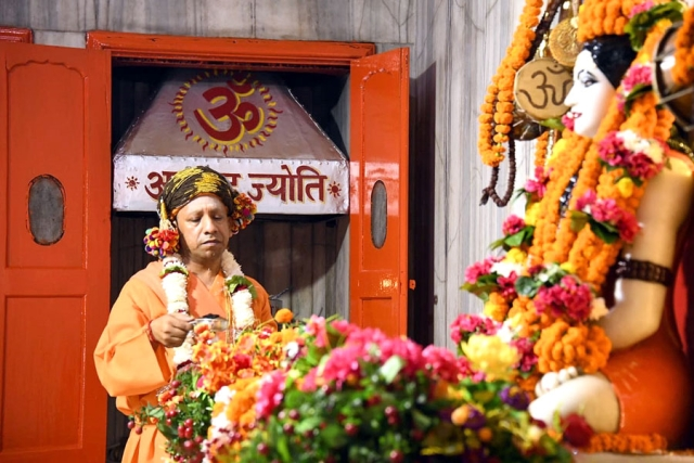 How Hard And Soft Power Come Together In Yogi Adityanath's Revival Of Culture In Uttar Pradesh