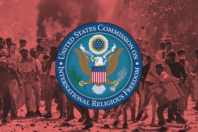 Five Lies And Biases Against India In US 'Religious Freedom' Body's 2020 Report
