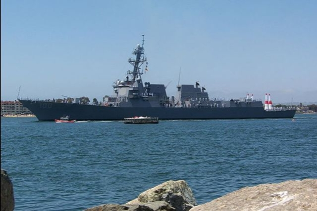Second US Navy Warship Hit By Coronavirus Outbreak, 18 Sailors Aboard USS Kidd Test Positive For Covid-19