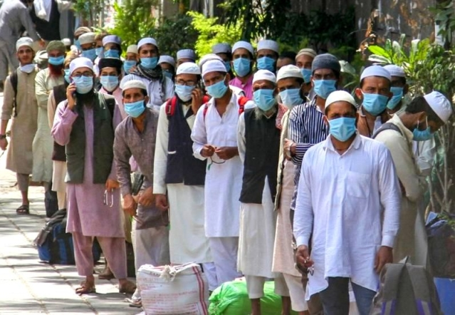 Tablighi Jamaat Members Abuse And Spit On Doctors And Staff At Quarantined Centre In Delhi