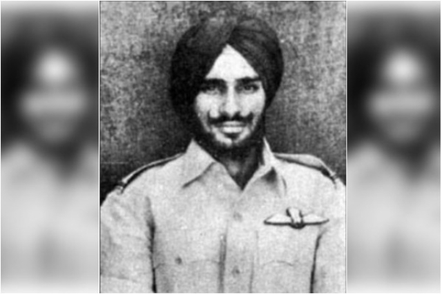 Flight Officer Nirmal Jit Sekhon, Param Vir Chakra.