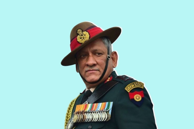 Don't Knock General Bipin Rawat's 'Land Centrism'; It Is Exactly What India Needs