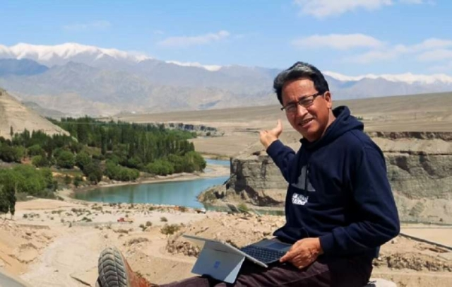 Why Sonam Wangchuk,  Inspiration For '3 Idiots', Wants You To Stop Using Chinese Products, And Why You Should Listen To Him