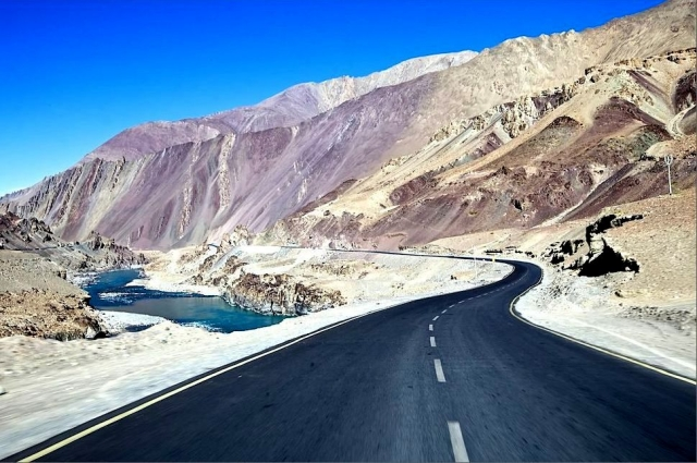 India Is Building Border Roads Faster Than Before; This Could Be One Reason Behind China's Aggressive Posture Along The LAC