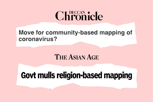'Baseless And Irresponsible': Government Refutes Reports  On Possible Religion-Wise Mapping Of Covid-19 Spread