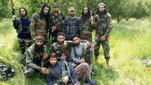 With Hizbul Commander Riyaz Naikoo's Elimination, One Of Kashmir's Most Active Terrorist Gang Is Now Wiped Out