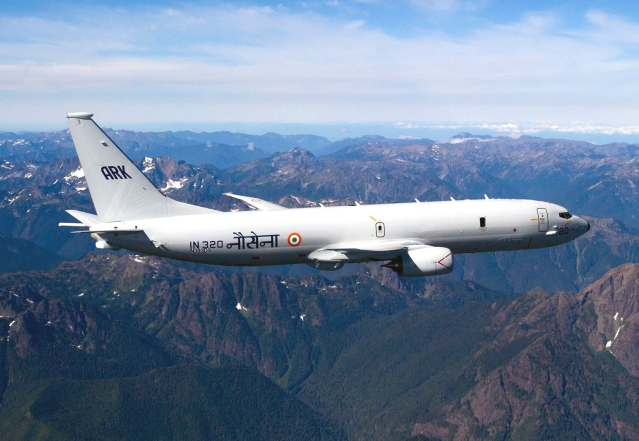Explained: Why A P-8I Aircraft Of The Indian Navy Was Seen Flying Towards Ladakh Amid India-China Standoff