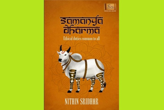 Samanya Dharma: Nithin Sridhar Weaves A Tapestry Of Common Ethical Duties For All