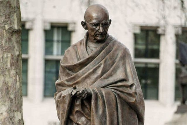 Black Lives Matter Protests Targeting Gandhi Reflect Left's Long-Standing Failure To Understand History In All Its Complexity