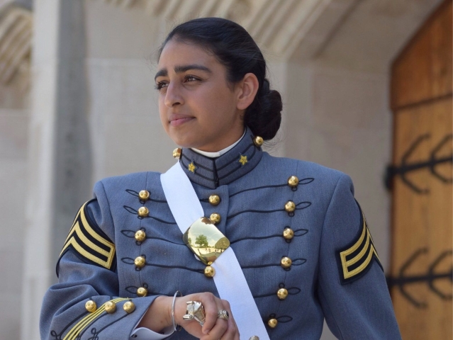 Anmol Narang Becomes First Observant Sikh To Graduate From US Military Academy; Grandfather Had Served In Indian Army