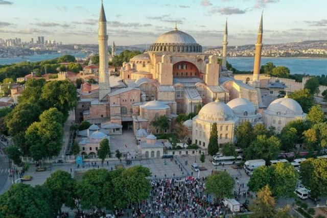 The Hagia Sophia Court Judgment — What Lies Beneath?
