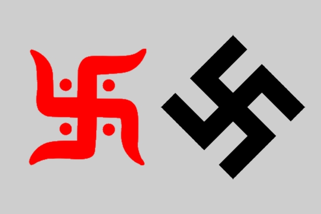 Re-Vilifying Swastika: A History Of Branding Hindu Icon As 'Symbol Of Hate'