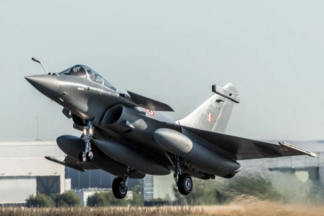 The Rafale Has Landed! IAF's Deadliest Fighter Jets Now On Indian Soil