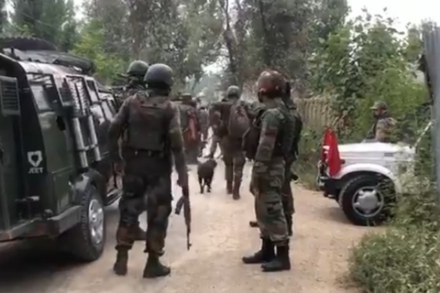 J&K: Two Terrorist Recruits Surrender Before The Security Forces After Their Parents Appeal Them To Lay Down Arms