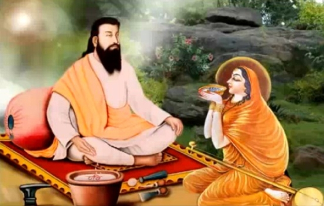 Some Gurus And Their Disciples For  Meditation This Guru Purnima