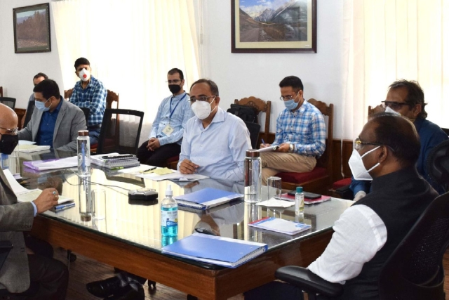 Boost To Power Sector In Kashmir: LG Murmu Inaugurates Ten Power Projects, Lays Foundation For Seven Others