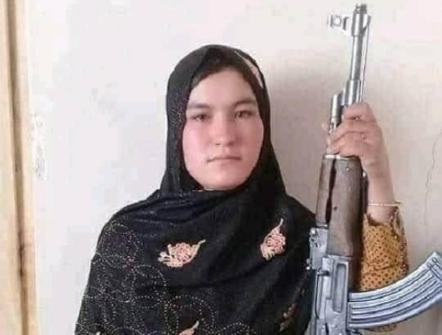 Afghan Girl Eliminates Three Taliban Terrorists And Injures Several Others In Hour Long Combat